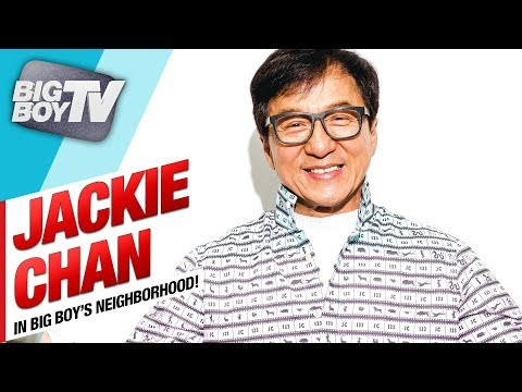 "Jackie Chan on Rush Hour 4, The Foreigner & Sings ""War"" w/ Big Boy"