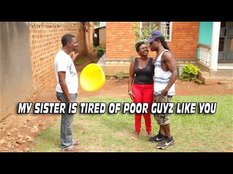 WE ARE TIRED OF POOR GUYZ (comedy made in Africa)