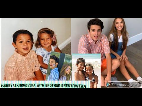 Puberty tiktok siblings brentrivera and lexibrorivera