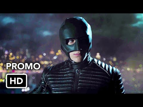 Gotham Season 4 (Promo 'A Hero is Born')
