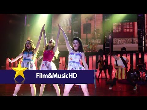 Tekst piosenki Violetta - Junto A Ti (En Vivo) po polsku