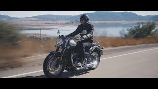 7. 2018 Triumph Bonneville Super Bike Ride || 4 Biker