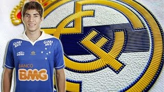 Lucas Silva - Welcome To Real Madrid - Skills&Goals - 2015 HD