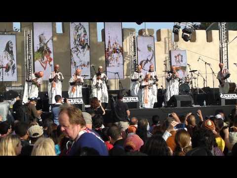 Gnaoua Festival Essaouira 2014 – Hamid El Kasri