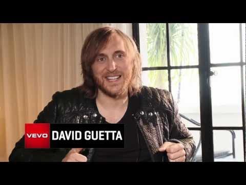 David Guetta   VEVO News Interview