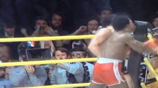 Rocky II-Rocky Balboa Vs Apollo Creed Parte 4 (Audio Latino)