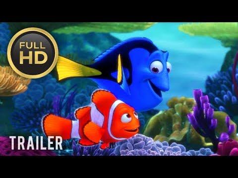 🎥 FINDING NEMO (2003) | Full Movie Trailer in HD | 1080p