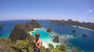 Raja Ampat Indonesia  City pictures : Traveling to Paradise! Raja Ampat (Indonesia) - GoPro