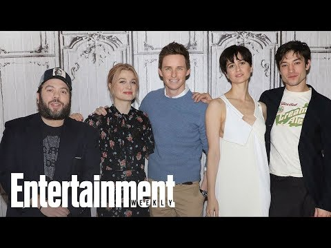 'Fantastic Beasts' Director Reveals The French Word For 'Muggle'   News Flash   Entertainment Weekly