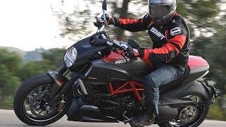 7. 2011 Ducati Diavel First Ride - MotoUSA