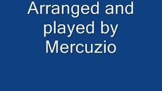 Ancora qui - Django Unchained OST (piano solo) Elisa - Ennio Morricone