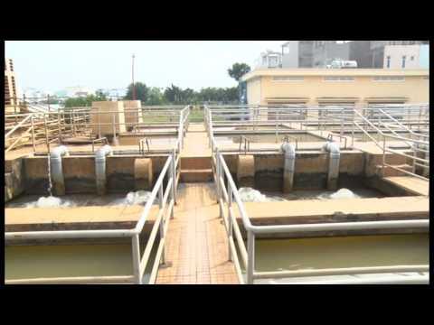 Chế độ xử lý nước tại các nhà máy nước
