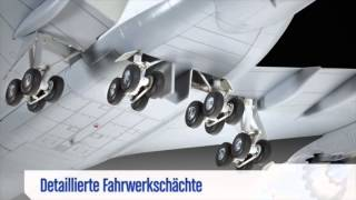 Video Revell 01111 Boeing 747-8 Fanhansa Siegerflieger - 1/144 MP3, 3GP, MP4, WEBM, AVI, FLV Juni 2018
