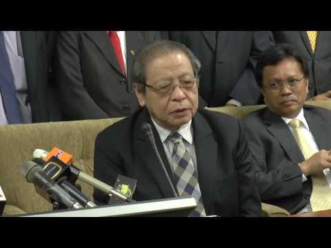 Demokrasi Parlimen: Pertemuan Ahli-ahli Parlimen (Pembangkang) Malaysia
