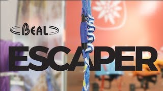 Beal Escaper portable rappel anchor by WeighMyRack