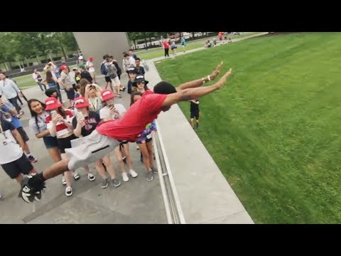 Parkour and Freerunning - Epic Tricks