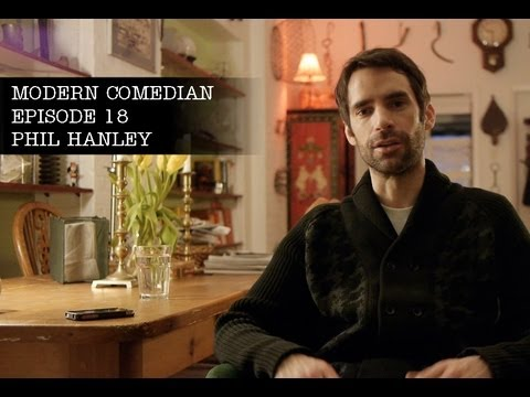 Phil Hanley - Crowd Work | Modern Comedian - Episode 18