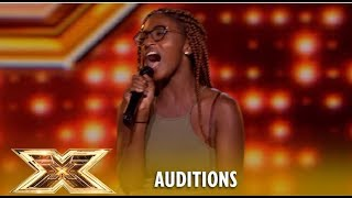 Video Lanya Matthews: She´s Only 17 But When She Opens Her Mouth...😱OMG! | The X Factor UK 2018 MP3, 3GP, MP4, WEBM, AVI, FLV Agustus 2019