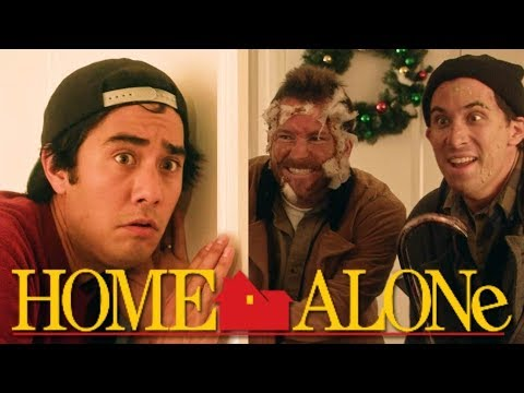 A Magician Home Alone - Zach King Short Film