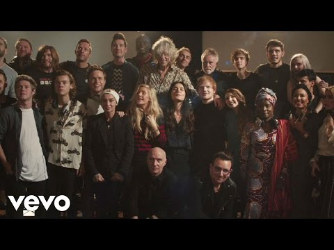 Band Aid 30 – Do They Know It's Christmas? (2014)