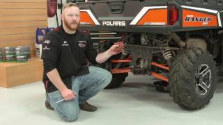 6. Polaris Ranger Oil Change - Polaris Off Road Vehicles