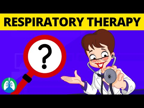 What is Respiratory Therapy?