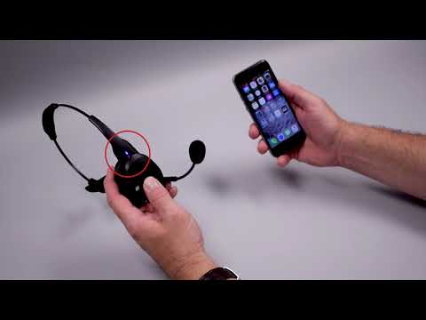 RoadKing Bluetooth - Pairing Headset to Phone