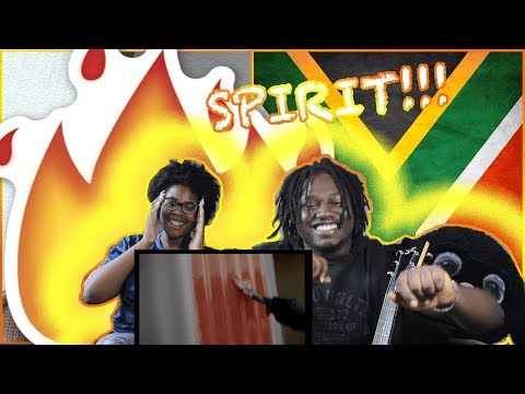 KWESTA - SPIRIT ft WALE || Americans React To African Music **SA**