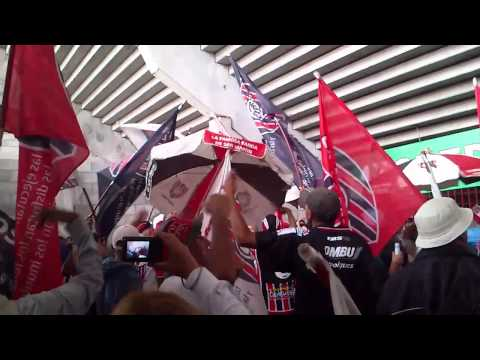 Video - LA FAMOSA BANDA - PREVIA - La Famosa Banda de San Martin - Chacarita Juniors - Argentina