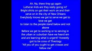 Download Lagu AGAPE - Lutheran Swag - Lyric Video - On Screen Mp3