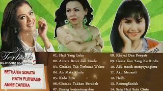 Video Betharia Sonata,Ratih Purwasih, ANNIE CARERA Full Album Tembang Kenangan #1 MP3, 3GP, MP4, WEBM, AVI, FLV September 2019