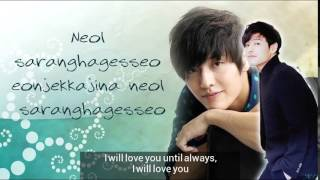 Video Kang Ha Neul - I choose to love you (cover) [with lyrics & English translation] MP3, 3GP, MP4, WEBM, AVI, FLV Maret 2019