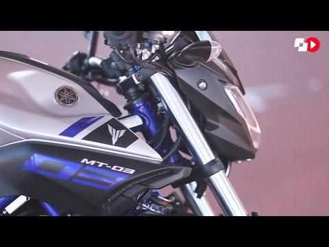 Vídeos Yamaha MT 03