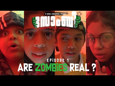 SOMBIE- Night of the Undead | Episode 1 | Are Zombies Real? | Zombie Horror Comedy