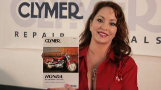 6. Clymer Manuals Honda Shadow VT1100 Spirit Classic ACE Sabre Shop Service Repair Manual Video