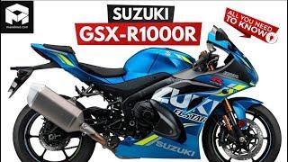 1. Suzuki GSX-R1000R Specs & Price in India [2018 Model]