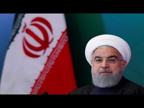 العرب اليوم - شاهد: روحاني يؤكّد أن سلاح إيران