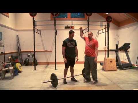 CrossFit Games 2011 – Workout 11.1 Explanation