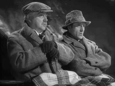 Sherlock Holmes In The House of Fear 1945