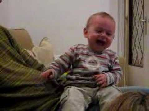 Best ever laughing baby