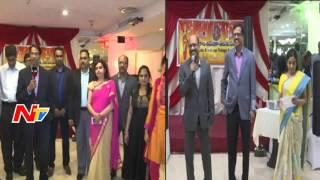 Jericho (NY) United States  city images : Telangana American Telugu Association Membership Drive In New York Jericho | USA News | NTV