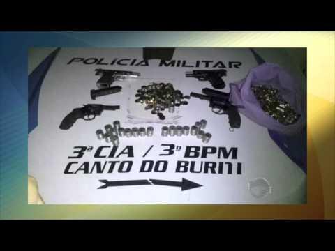 Bandidos invadem agência em Santo Inácio