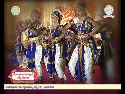 SiliconAndhra 5th International Kuchipudi Dance Convention Highlights