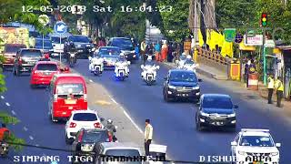 Video Perjalanan Presiden Ir. Joko Widodo ke Pasuruan (via dome camera Pasuruan Transport Center) MP3, 3GP, MP4, WEBM, AVI, FLV Januari 2019