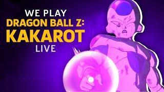 Can We Beat Frieza In Dragon Ball Z: Kakarot? by GameSpot