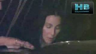 Cher @ Foxtail (12th June 2008 - Paparazzi Video)