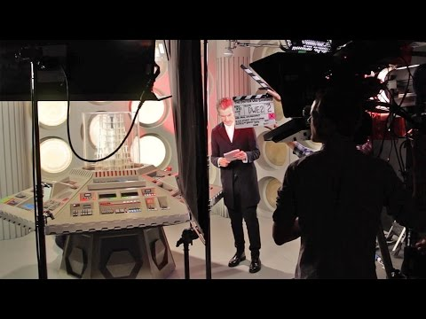 WATCH: The Making of The Doctor Who Experience