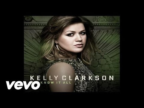 Kelly Clarkson – Mr. Know It All (Audio)