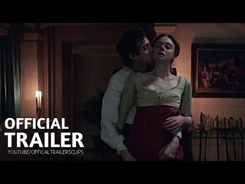 MARY SHELLEY Official Trailer (2018) | Elle Fanning | Release On 25 May 2018