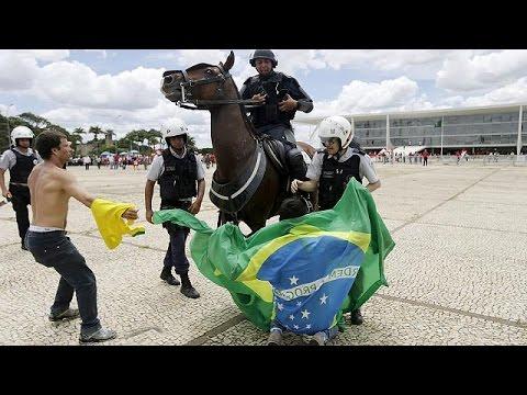 Βραζιλία: Οργή για την ορκωμοσία Λούλα